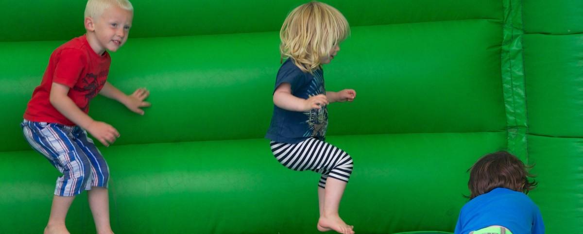 Jump around.  jump, jump, jump jump!